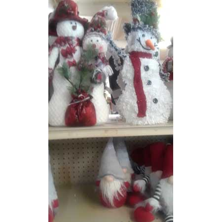 Christmas at Godley's Garden Center
